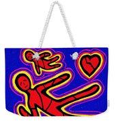 Heartbreak Weekender Tote Bag