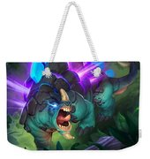 Hearthstone Heroes Of Warcraft Weekender Tote Bag