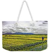 Heartland Oil Weekender Tote Bag