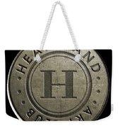 Heartland Weekender Tote Bag