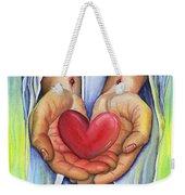 Heart's Desire Weekender Tote Bag