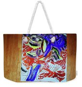 Hearts Drum 4 Weekender Tote Bag