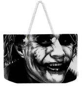 Heath Ledger Joker Weekender Tote Bag
