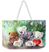 Heather For The Ones We Love Weekender Tote Bag