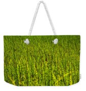 Heather Lake Grass 2 Weekender Tote Bag