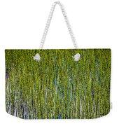 Heather Lake Grass Weekender Tote Bag