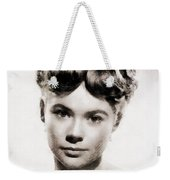 Heather Sears, Vintage Actress Weekender Tote Bag