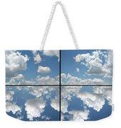 Heaven Weekender Tote Bag by James W Johnson