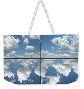 Heaven Weekender Tote Bag by James W Johnson