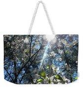Heaven Sent Spring 2018 Weekender Tote Bag