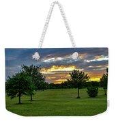 Heaven Sky Weekender Tote Bag
