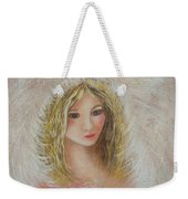 Heavenly Angel Weekender Tote Bag