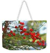 Heavenly Bamboo Weekender Tote Bag