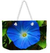 Heavenly Blue Weekender Tote Bag