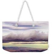 Heavenly Clouds Weekender Tote Bag