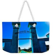 Heavenly Gates Weekender Tote Bag