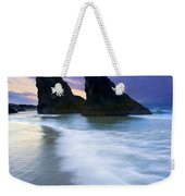Heavenly Halo Weekender Tote Bag by Mike  Dawson