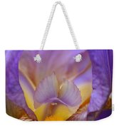 Heavenly Iris Weekender Tote Bag