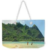 Heavenly Kauai Lagoon Weekender Tote Bag