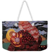 Heavenly Mother And Child Weekender Tote Bag