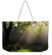 Heavenly Rays Weekender Tote Bag