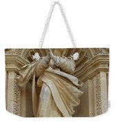 Heavenly Statue Weekender Tote Bag