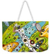 Heavenly Swing Weekender Tote Bag