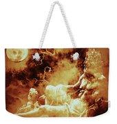 Heavenly Throne Weekender Tote Bag