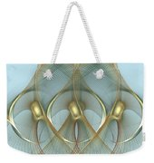 Heavenly Wings Of Gold Weekender Tote Bag
