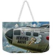 Heavens Above Weekender Tote Bag