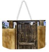Heaven's Door Weekender Tote Bag