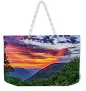 Heaven's Gate - West Virginia 2 Weekender Tote Bag