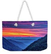 Heaven's Gate - West Virginia 6 Weekender Tote Bag
