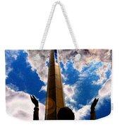 Heavens Prayers Weekender Tote Bag