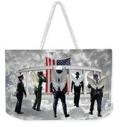 Heaven's Pride Weekender Tote Bag by Lydia Miller