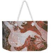 Heavy Crown - Red Weekender Tote Bag