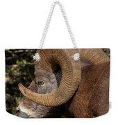 Heavy Horns Weekender Tote Bag