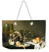 Heda - Still-life Weekender Tote Bag
