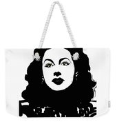 Hedy - Touching The Sublime Weekender Tote Bag