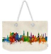 Heidelberg Germany Skyline Weekender Tote Bag