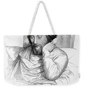 Heinrich Heine, German Writer Weekender Tote Bag
