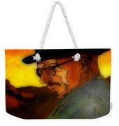 Heisenberg Crystallized Weekender Tote Bag