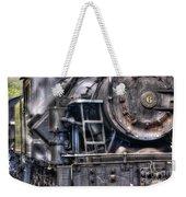 Heisler Steam Engine Weekender Tote Bag