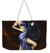 Held In Tango Weekender Tote Bag