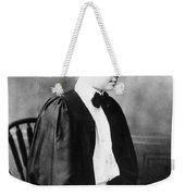 Helen Keller (1880-1968) Weekender Tote Bag