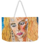 Helen Of Troy Weekender Tote Bag