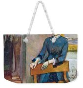 Helene Rouart Weekender Tote Bag by Edgar Degas
