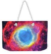 Helix Nebular Weekender Tote Bag