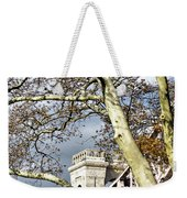 Hell Gate Through The Bows Weekender Tote Bag