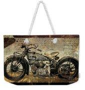 Hell On Wheels Weekender Tote Bag